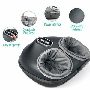 Nekteck-шиацу-Foot-массажер-машина-с-успокаивающего-Heat-и-воздушной компрессии