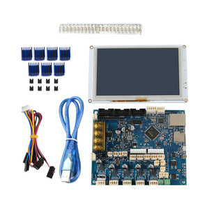 5'' Touch Screen PanelDue With WIFI Cloned Duet 2 Maestro Motherboard