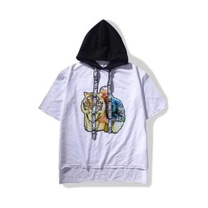 T-Shirt Dos Black hat Unisex torna a América exótica novamente Meme Tiger King Joe Exotic Funny Printed Artwork Tee