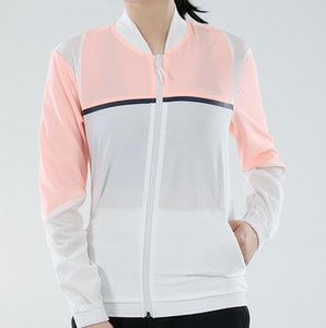 2020 New Designer Jackets for Women Hooded Sweatshirts With Letters Hot Sale Brand Sports Jacket Casual Outerwear 2 Colors