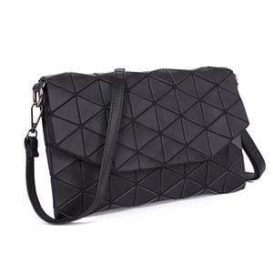 2020 neue Entwerfer-Handtasche Mode-Trend Designe Bag Trend Lingge Designer Schulter Diagonal Bag Luxus Laser Umhängetaschen