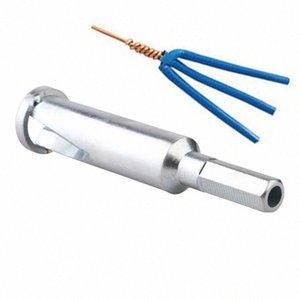 3/5 outils à main à dénuder fil de travail électronique decrustation Pinces Avec Perceuse Outils électriques Accessoires Twisting fNYg #