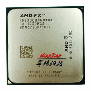 AMD FX-8300 3.3 غيغاهرتز ثمانية النواة 8M المعالج المقبس AM3 + وحدة المعالجة المركزية 95W حزمة السائبة