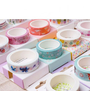 Nette alte Brunnen Gemälde Dekorative Adhesive Washi Klebeband Diy Scrapbooking Masking Tape Schule Office Supply 2016