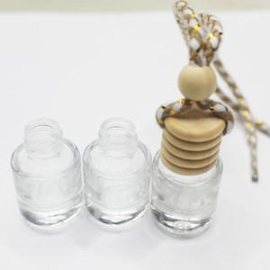 AROMATHÉRAPIE voiture huile Diffuseur Désodorisant Bouteille de parfum 200Pcs Prix de gros Car Diffuseur Container