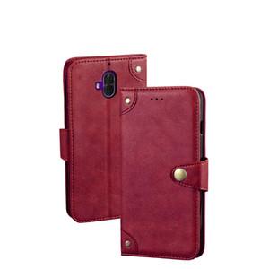 YLYH TPU Silikon-Schutz Leder Gummi-Gel-Abdeckungs-Telefon-Kasten für Leagoo M11 M12 M13 M8 M9 Pro Power 2 S10 Beutel Shell Wallet Etui Haut