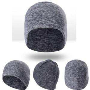 2019 Nueva Fleece Beanie sombrero hombres de las mujeres unisex camping sombrero de invierno Beanie holgada caliente de lana de esquí Cap Fleece Línea deporte al aire libre sombrero caliente