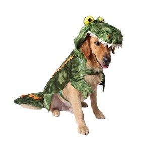 Hund Cosplay machten zu Crocodile Role Play Hundeumhang Kühle Hundekleidung