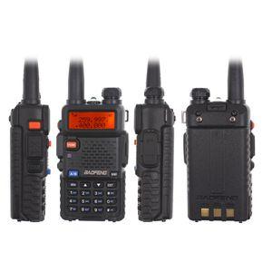 Talkie Walkie Transceiver amateur de la radio double de Baofeng UV-5R