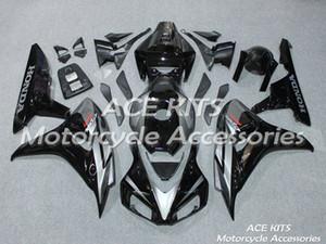 Nuevo juego de carenados de inyección ABS para HONDA CBR1000RR 2006 2007 CBR 1000 RR 06 07 Todo tipo de color NO.FA14