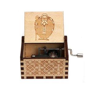 Dragon Ball Box Theme Tapion Music Chest Goku Vegeta Wooden Engraved Handmade Vintage Gift Tapion Other Home Decor