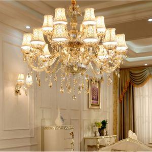 الحديث تركيبات الإضاءة ثريات كريستال الثريا للنوم ثريات كريستال كلاسيكي تناول الطعام أضواء غرفة مصباح داخلي