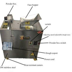 220V جودة عالية الفولاذ المقاوم للصدأ التلقائي قطع خبز العجين ومستدير وآمنة وموثوق بها، ولذيذ 2500W