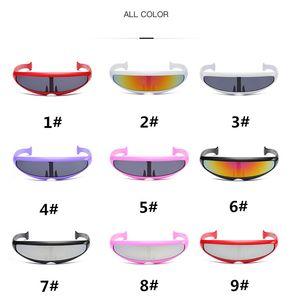 Alta calidad para niños Pescado Pierna Gafas Gafas de sol para niños Gafas para fiestas Pies de pescado Dulces Candy Niños Chicas GafasFrame ENVÍO DE DHLEMS
