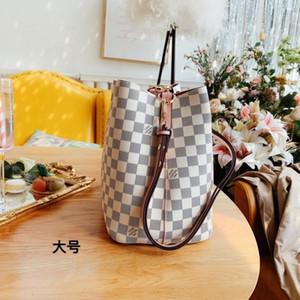 2019 neue Top-Marke echter Leder-Frauen-Taschen Artsy Taschen-Mappen-echte Kette große Handbag3 Geschenke