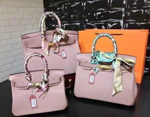 2020 echte Leder-Designer-Taschen Platinum Luxury 12Classic Schulter Clemence Spitzenschichtleder 2018 Marken-Art und berühmte Frauen Handtaschen