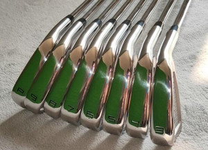 Hot Mens Right Handed Golf Irons Forged irons set #3-Pw with X6.0 Steel Shafts 8PCS Golf Clubs with headcovers