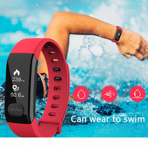 2017 high quality E29 smart bracelet, sports waterproof bracelet, call, information reminder, heart rate oxygen monitoring watch