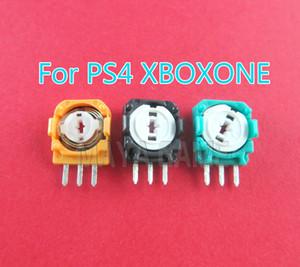 소니 DUALSHOCK 4 PS4 XBOXONE 컨트롤러 게임 패드 3D 아날로그 조이스틱 엄지 스틱 교체 센서 모듈 전위차계를 들어