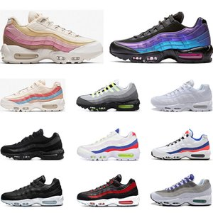 nike air max 95 2019 Nuevas zapatillas de running arrivel para hombres PLANTA PANTALLA DE COLOR FUTURO Blanco Negro Neon ewomens hombre zapatillas deportivas de deporte talla 36-46