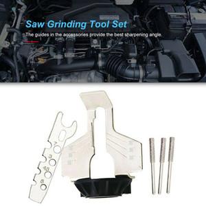 2019 venta caliente de cadena Kit de afilado de los dientes de la motosierra afilador motosierra Molienda herramienta I88 # 1