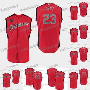 11 Jorge Polanco 2019 All-Star Amerikan Minnesota 23 Nelson Cruz 20 Eddie Rosario C.J Cron Beyzbol Formalar