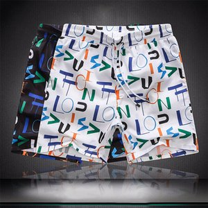 Mens striped Shorts pants eden park patchwork Trunks Beach Board Shorts Pants Mens brand Running Sports casual Surffing