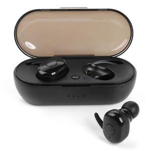 TWS-1350 TWS casque bluetooth sans fil mini-écouteurs stéréo casque jumeaux avec micro intégré et de stockage de charge 10pcs Box