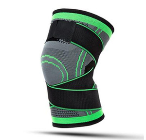 Suporte Joelho profissional protetor Sports Knee Pads respirável Bandage cinta de joelho para Basquetebol Ténis Ciclismo Correr Basketball Futebol