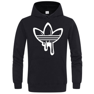 Mens Designer Branded Hoodie Licht Fleece Sweatshirts Mode gedruckt Kapuzenpullover 6 Farben Street Style Mens Sportswear