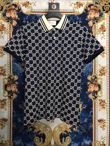 2020 Herren-Polo Designer-T-Shirts hochwertiges geschäftliche Shirtsommer Mensentwerfer Polohemd realer pic