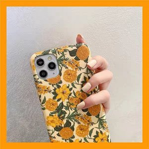 2020 Hot Sale Ins Literary style Flower Phone Case For iPone 11Pro 11ProMax 11 X XS XR XRMAX 7&8 7p&8Plus