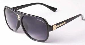 YENİ ızgara tarzı lüks logosu güneş gözlüğü tutum güneş gözlüğü 0259 çerçeveli kare metal çerçeve bağbozumu styleq açık tasarım klasik modeli z0259u