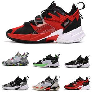 Neden Değil Zer0.3 The Family Westbrook Basketbol Ayakkabı Zer0 Gürültü Neden Değil 3 III Heartbeat Spor Atletik Spor ayakkabılar Ücretsiz Kargo
