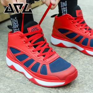 APL basketball shoes spring and summer high top shock absorption no stretch shoes antiskid sneakers spring jump shoes