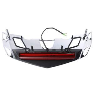 Мотоцикл Магистральные багажника с LED стоп-сигнал Лампа для Goldwing GL1800 2018-2019 GL1800B GL1800D