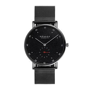2019 I più nuovi orologi di lusso NOMOS Fine acciaio inossidabile maglia donne orologio quadrante casual abito da polso regalo di affari per gli uomini orologio relojes