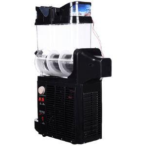 Herstellung 110v 220v Slush Schneeschmelzen Maschine ein Tank Kaltes Getränk Slush-Maschine für Gewerbe Smoothie-Hersteller