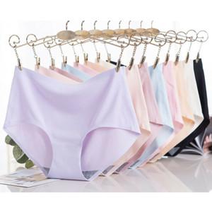 Vente chaude Mode féminine sans couture ultra-mince Sous-vêtements G cordes Femmes Culottes Lingerie Slip Respirant Drop Shipping Panties