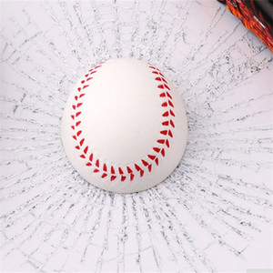 Etiqueta engomada del coche 3D estereoscópica Fútbol parche Béisbol de película delgada viscosidad fuerte convenientes Nuevos productos Rojo Durable 3 2QP C1