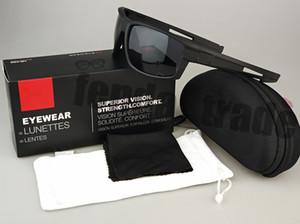 Con paquetes originales Gafas de ciclismo UV400 Hombres Diseñador de la marca de verano Gafas de sol Gafas de sol deportivas para motocicletas Pesca al aire libre 5 colores