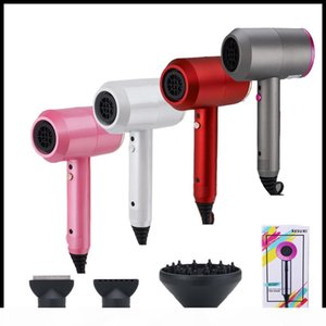 STOCK New Style Home Hotel Use Hair Dryer Professional Salon Tools Blow Dryer Heat Super Speed Blower Dry Hair Dryers on sale In Stock
