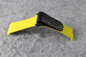 Ткань нейлоновый холст ремешок ремешок браслет аксессуар для RM35-01 RM27 RM011 RM55 RM53 RM035-01 RM67 RAFAEL NADAL NTPT Мужчины наблюдают за наручной часовой частью