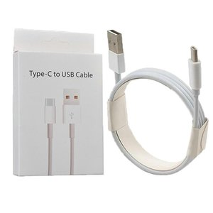 Быстрая зарядка 1M 3FT 2M 6ft Type C телефонный кабель шнур синхронизации данных для Samsung Note 8 S8 S9 S10 Plus HTC LG Android зарядное устройство кабель высокого качества