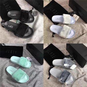 Donne Di Estate Ciabatte Zoccoli Sandali Con Zeppa Giardino Scarpe Fatte A Mano Artificiale Pearl Colore Pantofole Gelatina Sandali Casua#351