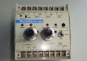 1PC Original Keyence PL-465 Contrôleur Utilisé Test Ok Livraison Gratuite