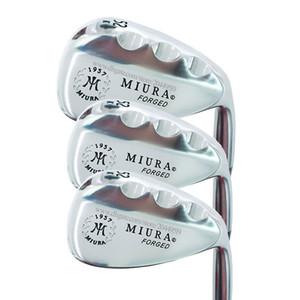 Nouveaux clubs de golf Miura K-MROD 1957 Croîchements de golf forgé 52 56 60 Projet X 6.0 Steel Golf ARBRE CARRES CLUBS LIVRAISON GRATUITE