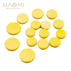 NAOMI15 Pcs Piccolo Pads For Piccolo Replacement Woodwind Parts & Accessories Yellow
