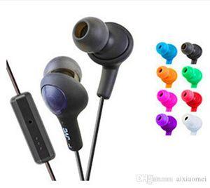 100X غومي زائد HA FR6 سماعات غائر سماعة الهاتف HA-FR6 سماعات أذن سماعات أذن 3.5MM مع مايكروفون للحصول على HTC الهاتف المحمول