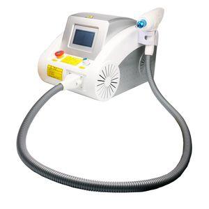 Neue beweglich 2000MJ 532nm 1064nm 1320nm Tätowierung Pigmente Entfernen Q-Switch ND YAG-Laser Schönheitssalon Maschine Hautpflege